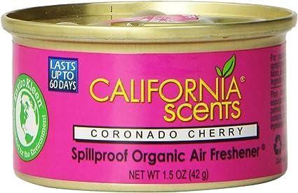 Amazon.es: California Scents can-1207 Coronado Cherry – Ambientador, Set de 12