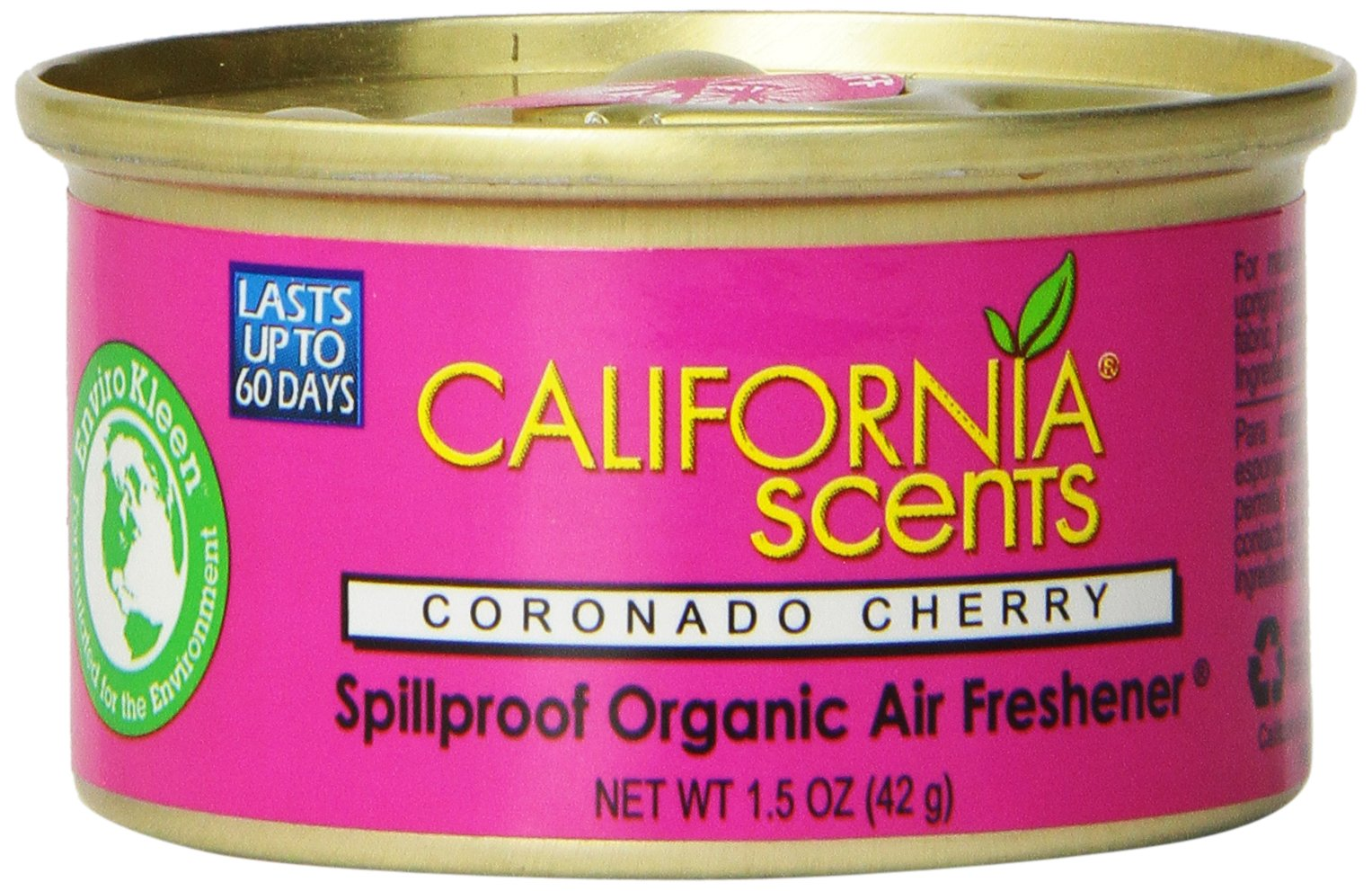 Amazon.com: California Scents Spillproof Organic Air ...