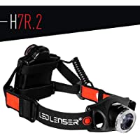 LED Lenser - H7R.2 Rechargeable Headlamp Black