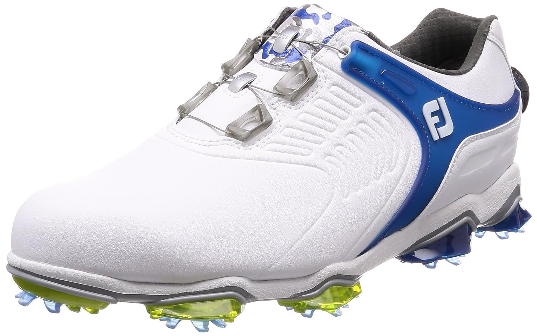 [フットジョイ] ゴルフシューズ ツアーエス メンズ B07B7M38V9 26.5 cm ホワイト/ブルー