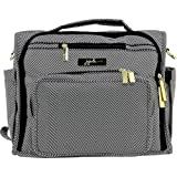 Ju-Ju-Be Legacy Nautical Collection B.F.F. Convertible Diaper Bag The Admiral (Queen of the Nile)
