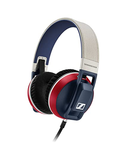 Sennheiser URBANITE XL - Auriculares de diadema cerrados (compatible iPhone/iPod/iPad)