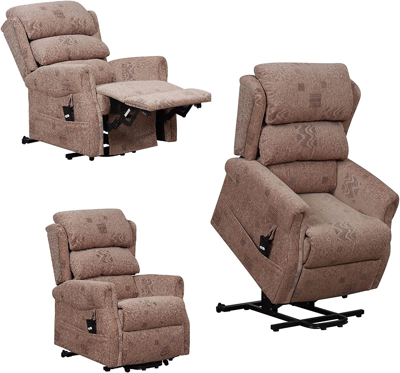 Axbridge riser recliner chair electric rise lift mobility lift armchair