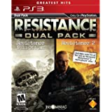 Double Pack - Resistance 1 and 2 - PlayStation 3 Standard Edition