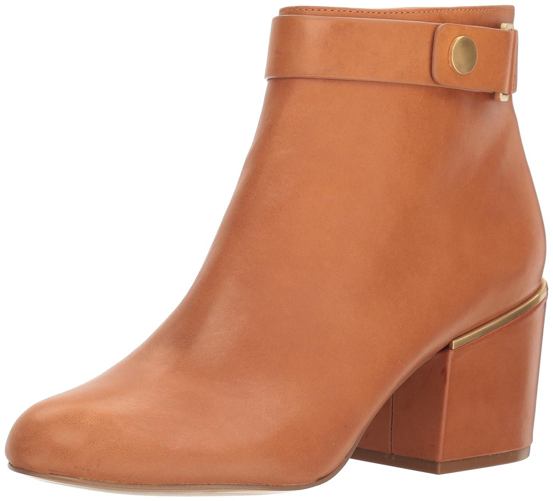 Calvin Klein Women's Josey Ankle Bootie B01L8OHX4C 9 B(M) US|Almond Tan