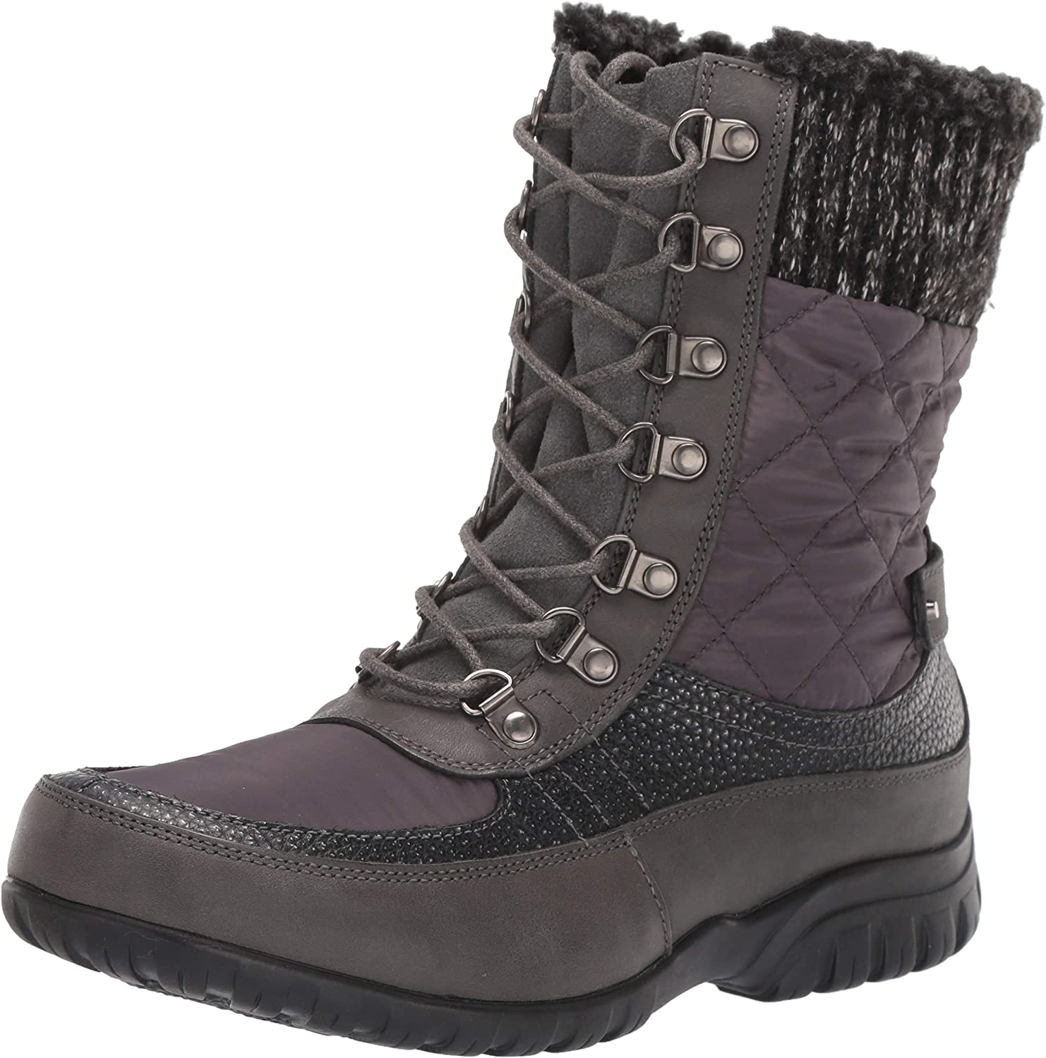 Propet Women's Delaney Boot Bombing free shipping Frost Many popular brands Snow