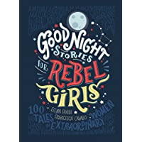 Good Night Stories for Rebel Girls Vol 1