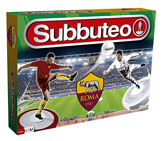 Eleven Force Subbuteo Playset AS Roma: Amazon.es: Deportes y ...