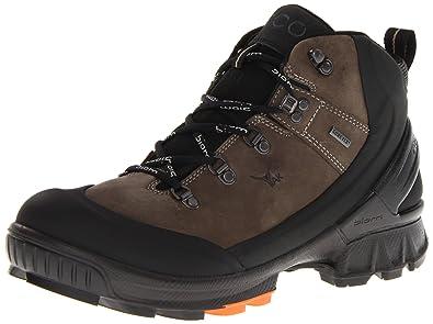 0c4480196e5b1a Ecco Herren Biom Hike Black Warm Grey Calder Yak O.N Trekking-   Wanderhalbschuhe