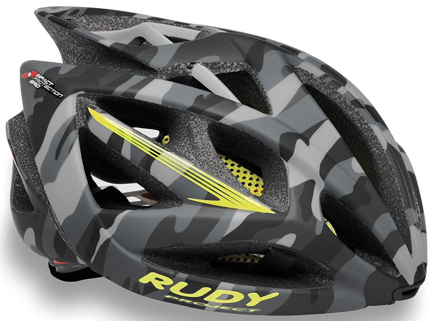 Rudy Project Airstrom Casco Ciclismo, Unisex Adulto: Amazon.es ...
