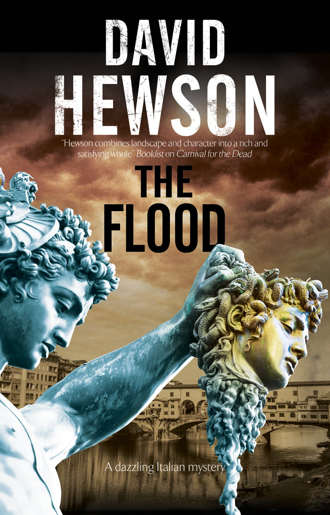 Flood, The: A Mystery Set In Florence, Italy: David Hewson: 9781847516251:  Amazon: Books