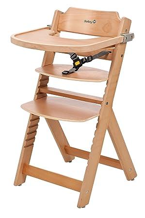 bois plateau Safety 71 cmnaturel haute 1st Chaise en avec lKJ3T1Fc