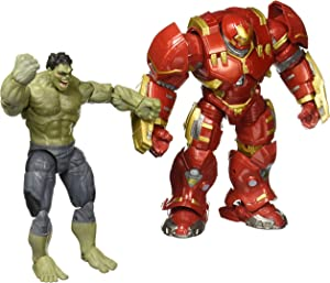 Marvel The First Ten Years Avengers Age of Ultron Dark Hulk and Hulkbuster