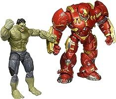 Marvel Figuras Hulk & Hulkbuster 10th Anniversary