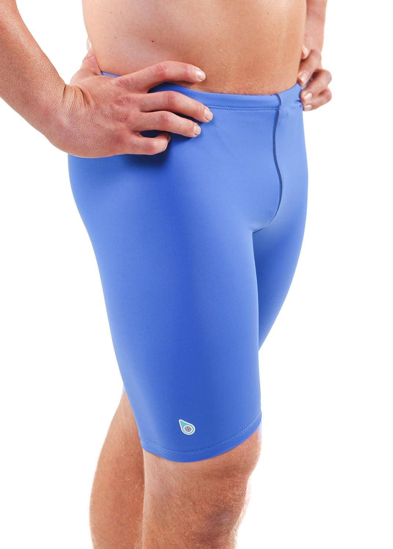 Original Watermen Men's Compression Jammer Swimsuit Shorts