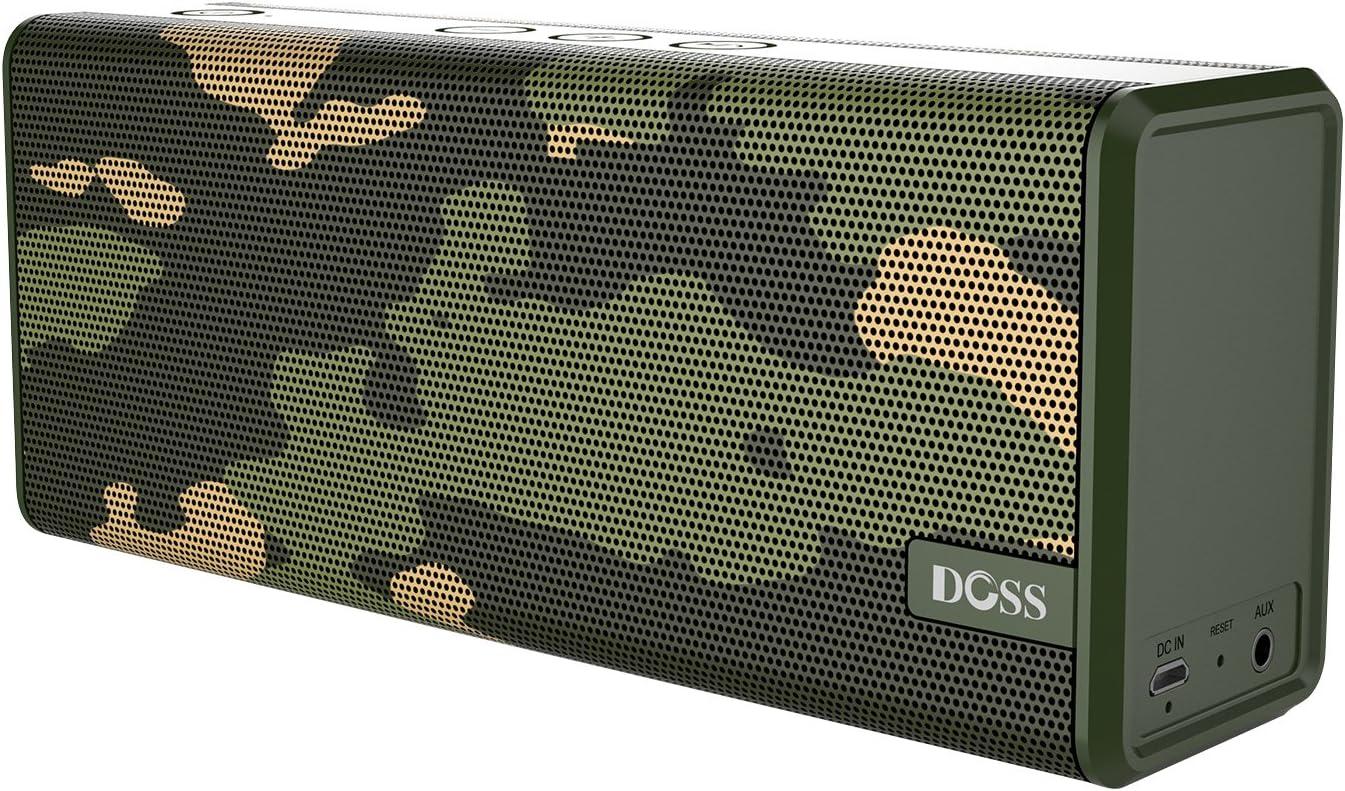 Bluetooth Lautsprecher Doss Soundbox Color Drahtloser Elektronik