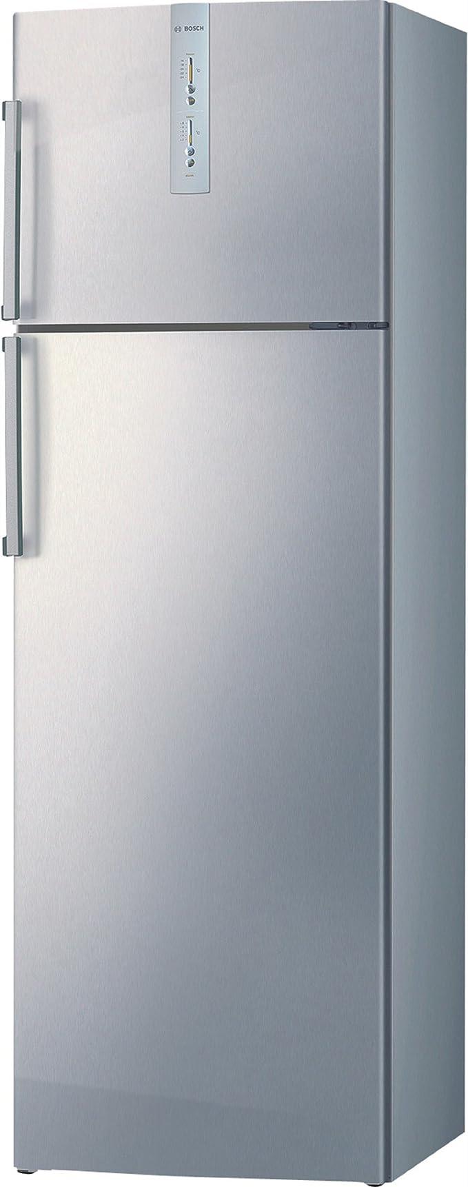 Bosch KDN32A71 nevera y congelador Independiente Cromo, Acero ...