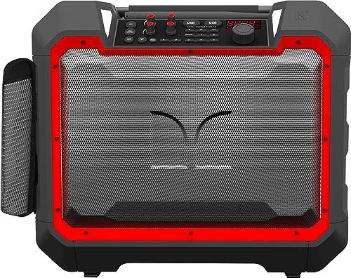 Monster Rockin Roller 4 Outdoor Bluetooth Wireless Speaker