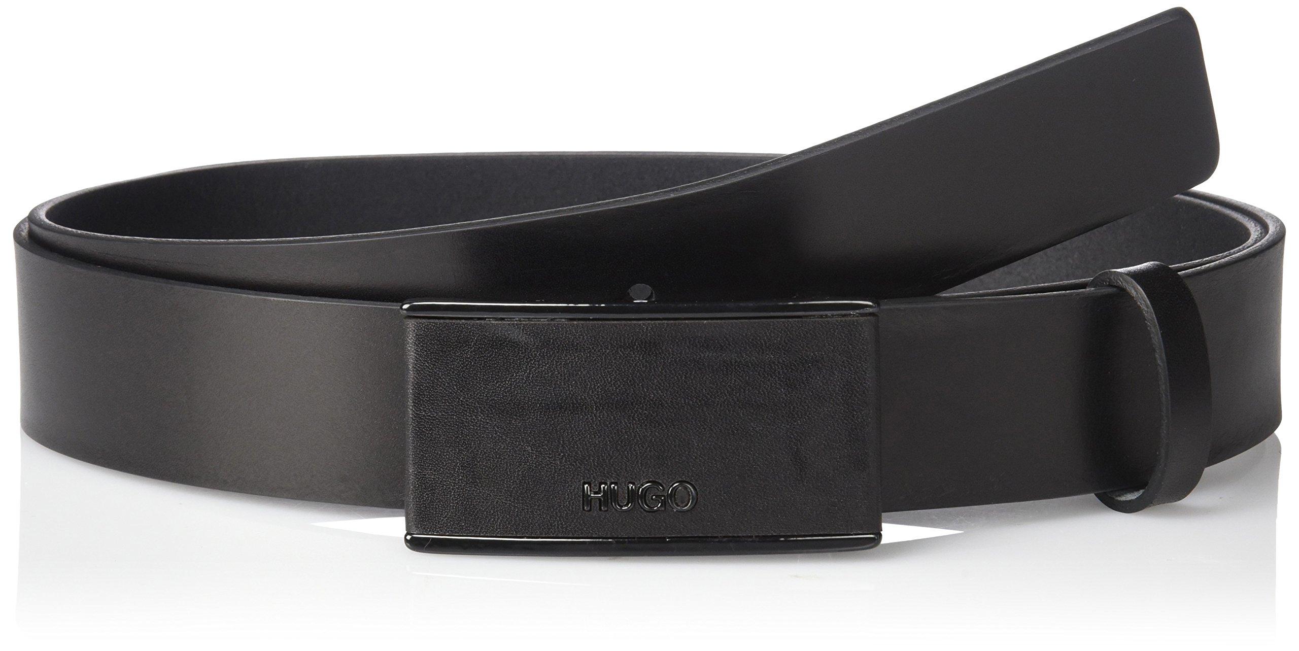 HUGO Hugo Boss Men's Gerd Belt, black, 115