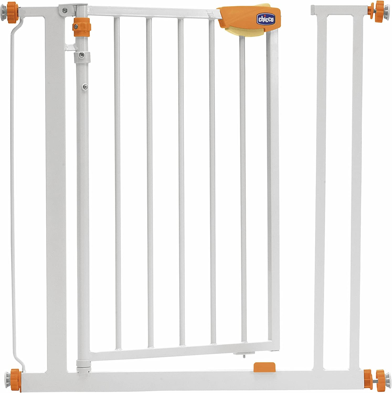 Chicco Nightlight Barrera de seguridad para puertas o pasillos color blanco