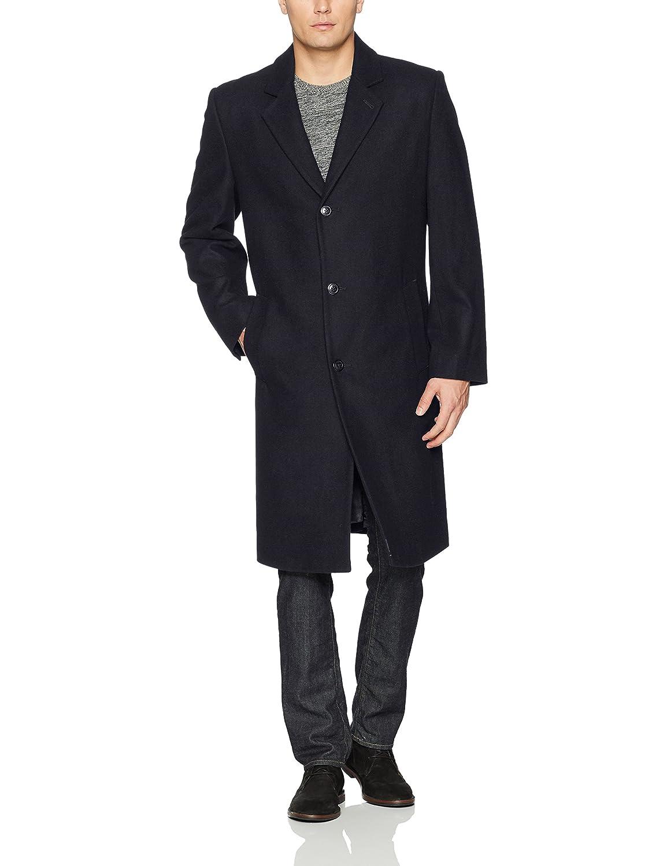 London Fog Mens Coventry Wool Top Coat