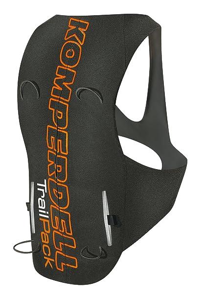 Komperdell Speed Pack daypack Trailrunning Pack, M orange/black