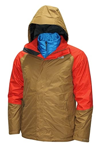 69a0b1d4e5 THE NORTH FACE 2014 Men s Bonanza HYVENT 3-in-1 Jacket Authentic 275  (M)   Amazon.in  Clothing   Accessories