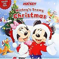 Mickey & Friends Mickey's Snowy Christmas