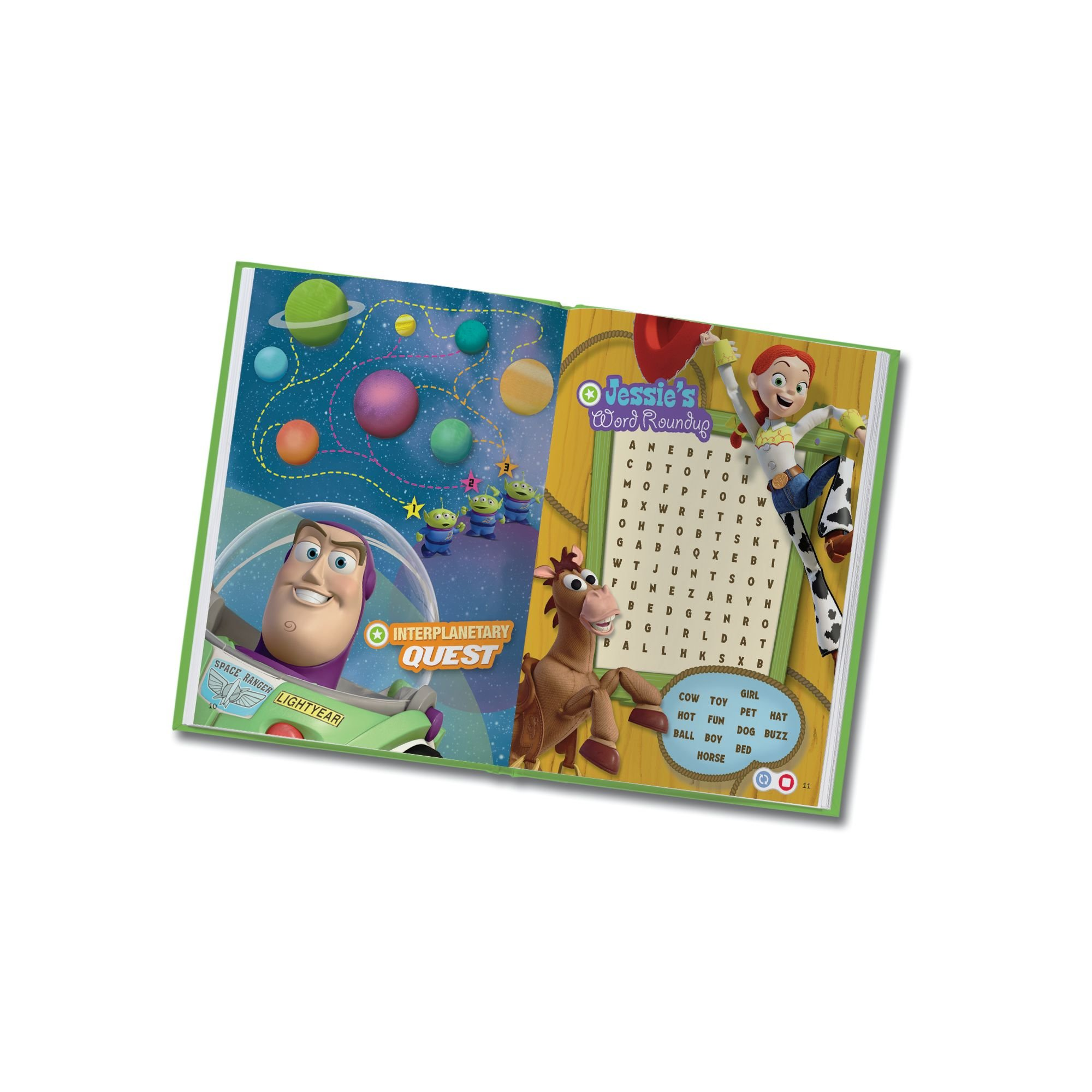 LeapFrog Tag Game Book: Pixar Pals Puzzle Time by LeapFrog (Image #7)