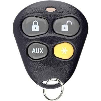 KeylessOption Keyless Entry Remote Starter Car Key Fob Alarm For Aftermarket Viper Automate EZSDEI474V 474V: Automotive