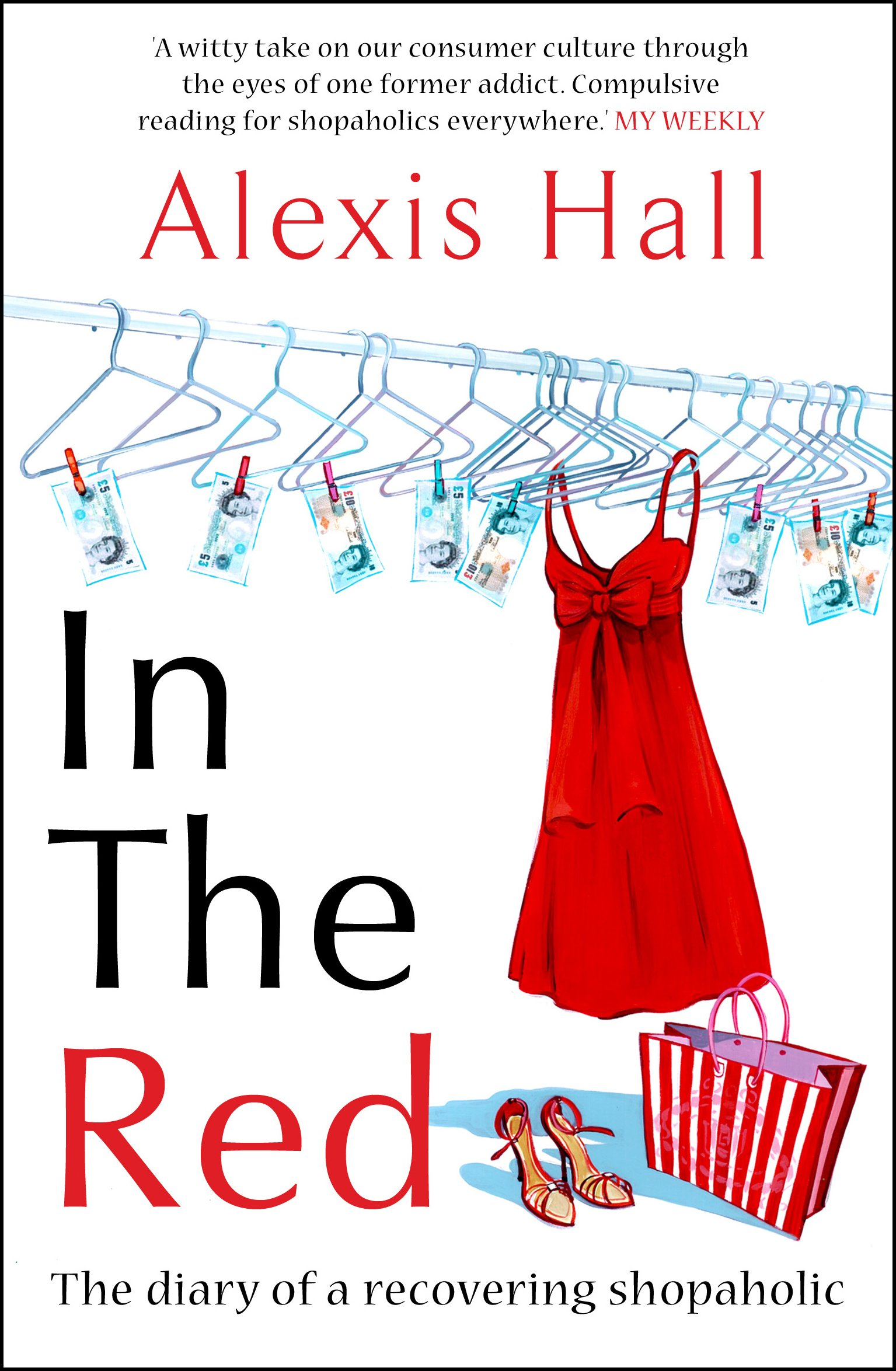 655aa8ad7e7c In the Red  The Diary of a Recovering Shopaholic  Amazon.co.uk ...