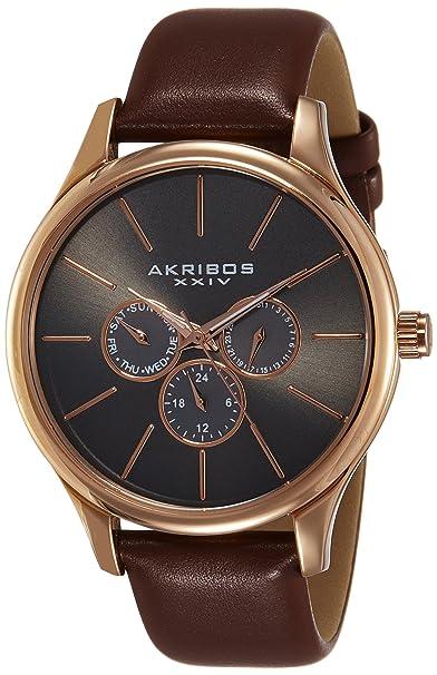 Review Akribos XXIV Men's AK870RG