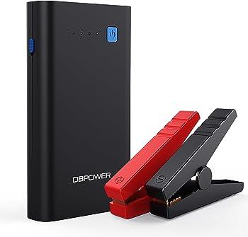 DBPower 500A 10800mAh Portable Car Jump Starter