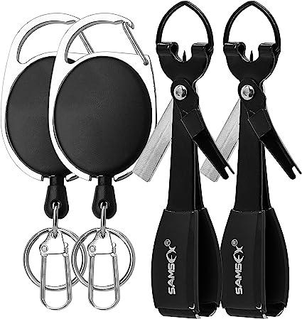RiToEasysports Fishing Quick Knot Tying Tool Fast Knot Tyer Tool Manual Fishing Hook Tier Fly Fishing Accessory
