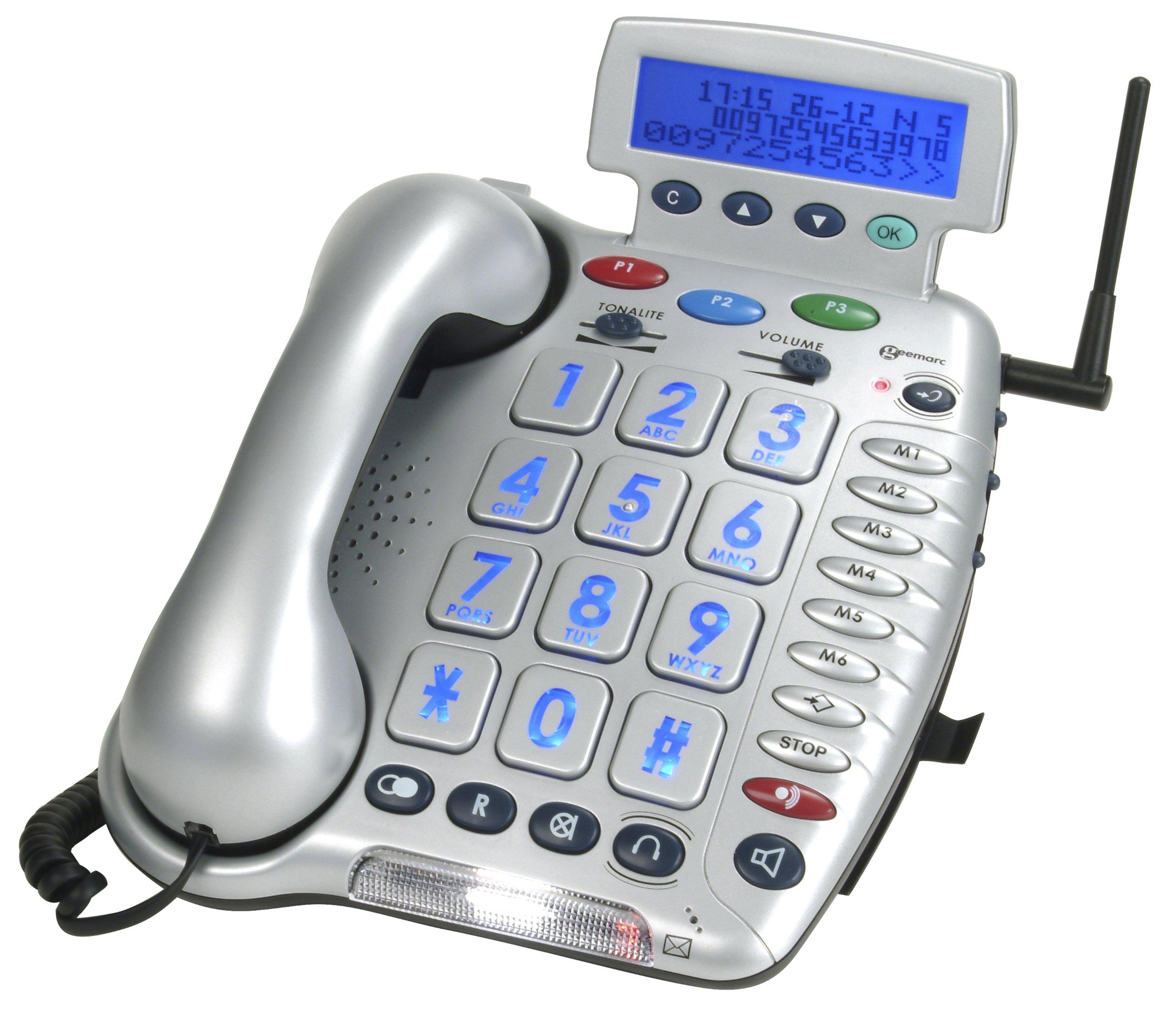 Geemarc - Emergency Response Telephone 40db