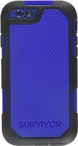 Griffin GB41551 Survivor Summit Case for iPhone 6/6S - Black/Blue