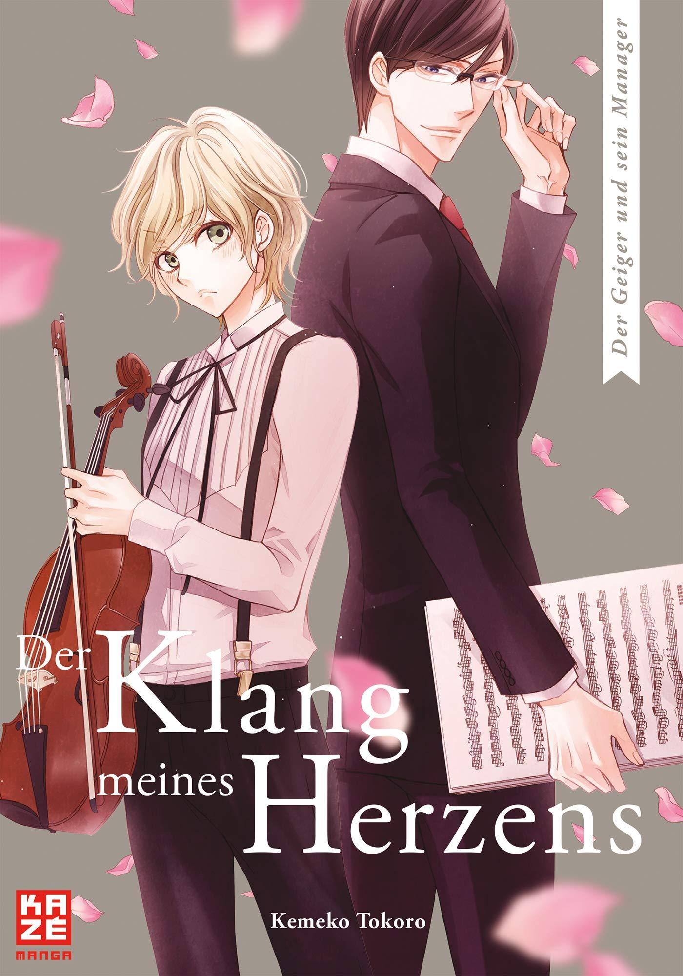 Der Klang meines Herzens 05 Taschenbuch – 6. Dezember 2018 Kemeko Tokoro Etsuko Tabuchi Florian Weitschies KAZÉ Manga