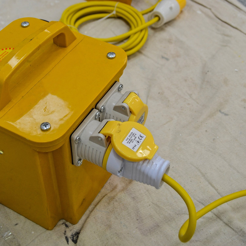 Transformador de electricidad FPP TRAN33A