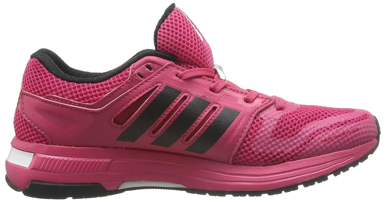 adidas Revenge Mesh W, Chaussures de running femme - Rose (Fravif/Noir1/Blanc), 36.5 EU