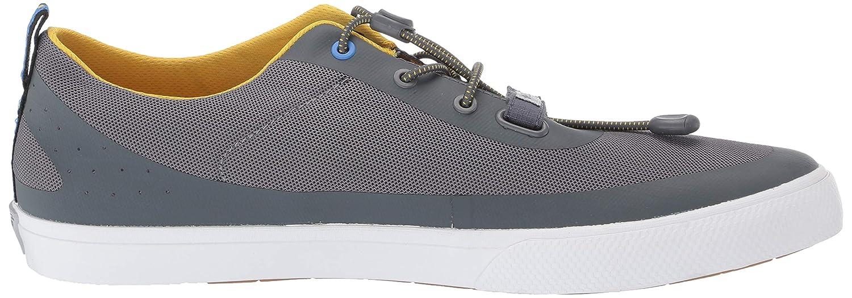 Electron Yellow Ti Grey Steel 11 Columbia PFG Mens Dorado CVO PFG Boat Shoe