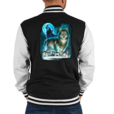 College jacke herren amazon