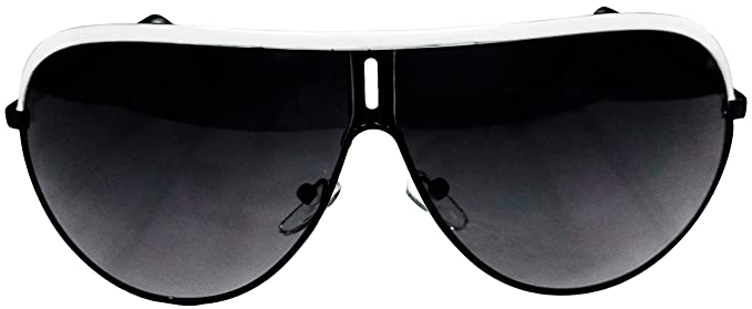 1eacd9c25f Scarface Tony Montana Black Gradiant Sunglasses Amazon co uk Clothing