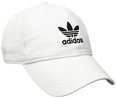 Image Unavailable. Image not available for. Color  adidas Men s Originals  Relaxed Strapback Cap ... 895fe9dbafd