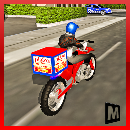 Moto Pizza Delivery (Delivery Rush)