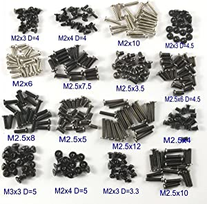 320pcs Laptop Screws Set for IBM Hp Sony Toshiba Dell Thinkpad Samsung Acer Benq