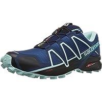 SALOMON Speedcross 4 W, Zapatillas De Trail Running Para Mujeres