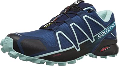 SALOMON Speedcross 4 GTX Zapatillas De Trail Running Para Hombre: Amazon.es: Zapatos y complementos