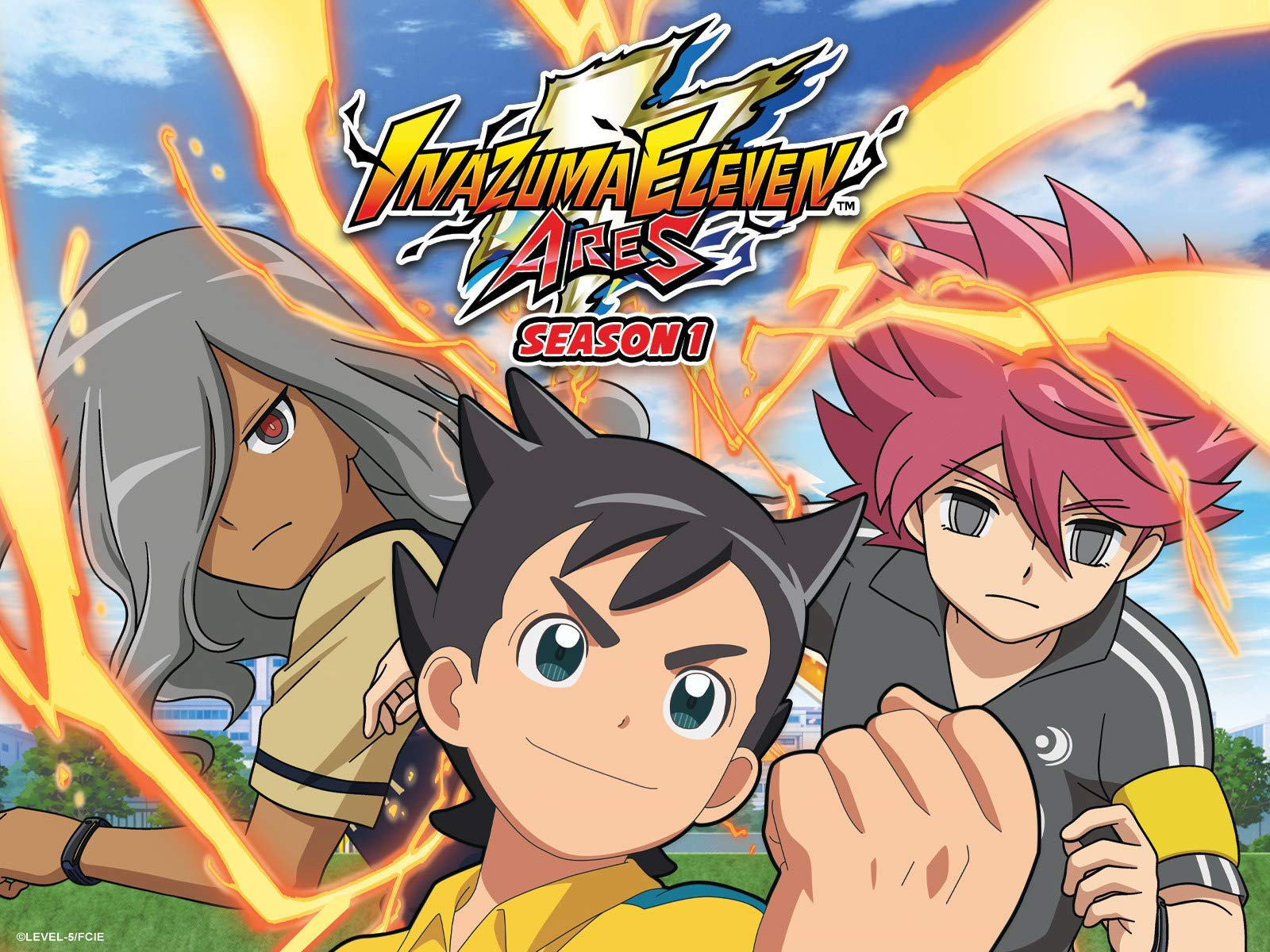 Watch Inazuma Eleven Ares Prime Video