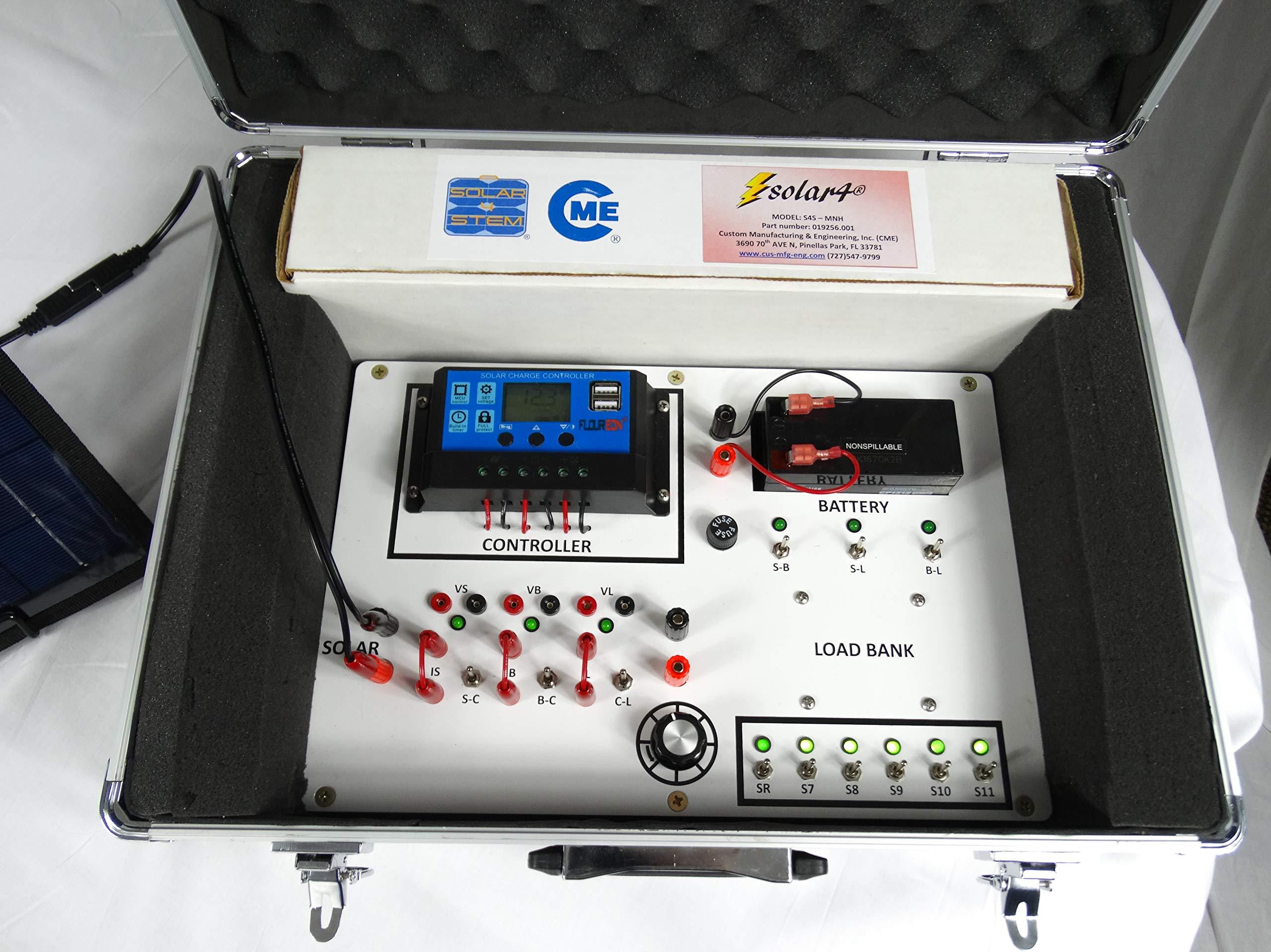 Solar Power Educational Science Kit - solar4STEM 50