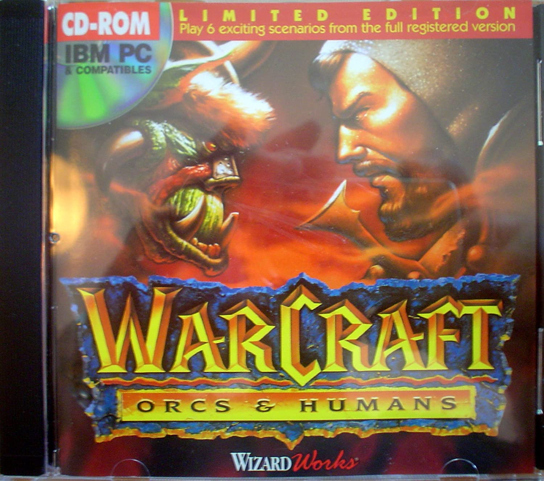Amazon Com Warcraft Orcs Humans Shareware Video Games